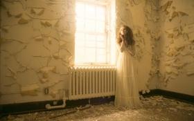 Картинка девушка, одиночество, комната