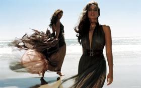 Обои модель, юлия, девушка, красота