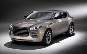 Картинка авто, фон, обои, ASTON MARTIN, Lagonda Concept