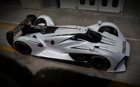 Обои Mazda, Vision, мазда, Gran Turismo, 2014, LM55