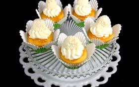 Обои десерт, пирожные, cakes, dessert