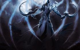 Обои ангел, Diablo, Reaper of Souls, Angel of Death, malthael, Diablo 3: Reaper of Souls