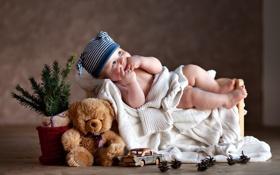 Обои лицо, ребенок, малыш, child, newborn