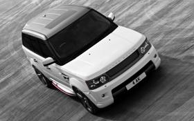 Картинка тачка, красивая, Range-Rover-Davis-Mark-II-Edition