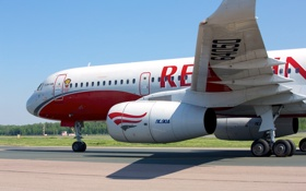 Обои Tupolev, Туполев, Red Wings, RA-64050, Ту-204, Tu-204, 100B