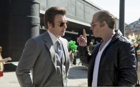 Обои Johnny Depp, очки, куртка, костюм, Джонни Депп, драма, криминал