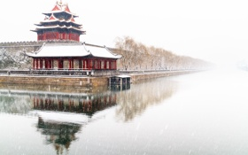 Обои China, Forbidden Palace, Beijing