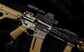 Обои оружие, винтовка, штурмовая, AR-15