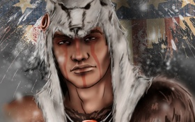 Картинка DLC, Радунхагейду, Коннор, assassins creed 3, Connor, Ratohnhake:ton