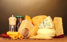 Картинка сыр, перец, специи, плесень