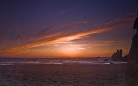 Обои берег, океан, пейзажи, скалы, вода, пляжи, море