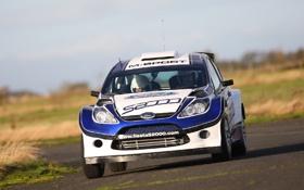 Картинка Ford, Спорт, Машина, Гонка, Капот, WRC, Rally