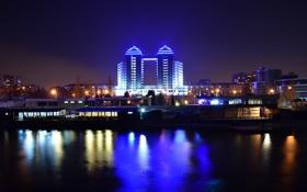 Обои Отель, Запорожье, Zaporozhye, Four Points by Sheraton