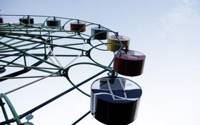 Картинка колесо, обозрение, оренбург
