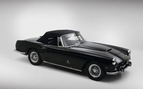Картинка Ferrari, Series, Cabriolet, 250, 1961, Pininfarina