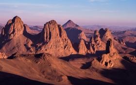 Обои горы, природа, пейзаж