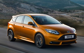 Обои Ford, фокус, форд, Ford Focus