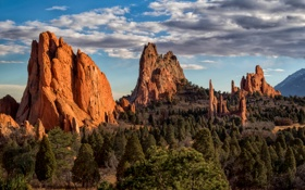 Картинка Colorado, Colorado Springs, Garden of the Gods