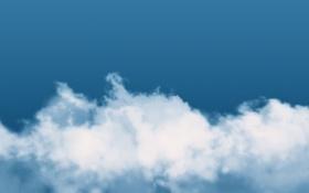Обои Небо, Облака, Пейзаж, wallpapers