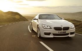 Обои дорога, фото, скорость, BMW, cars, auto, Coupé