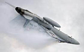 Обои оружие, самолёт, F18