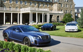 Обои Maserati, суперкар, supercar, Gallardo, Lamborghini, Bentley