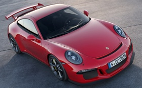 Картинка Porsche, суперкар, Порше, GT3