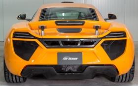 Картинка FAB Design, задок, суперкар, макларен, MP4-12C, McLaren