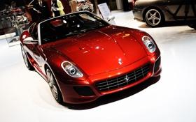 Картинка Ferrari, auto, SA Aperta Paris