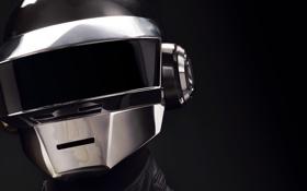 Обои шлем, thomas bangalter, daft punk