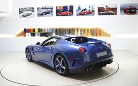 Картинка supercar, ferrari, феррари, автообои, superamerica45