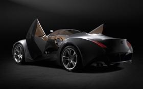 Обои BMW, Ткань, Автомобиль, GINA Light Visionary Model, Кузов