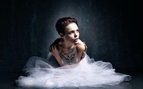 Картинка декольте, украшение, губки, Kristin Lilja