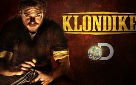 Обои револьвер, золотая лихорадка, klondike, richard madden