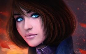 Обои слезы, Elizabeth, BioShock Infinite, Take–Two Interactive