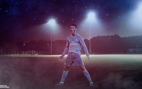 Картинка Superstar, Ronaldo, Cristiano, Real Madrid