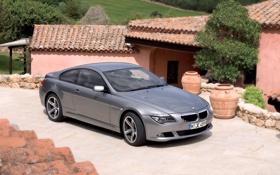 Картинка Авто, BMW, Машина, Бумер, Серый, БМВ, Серебро