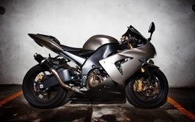 Обои moto, wallpaper, ZX-10R, Kawasaki, обои, мотоцикл, байк