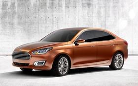 Обои машина, Concept, фон, обои, Ford, Escort