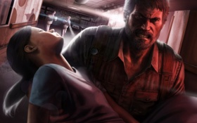 Картинка PlayStation 3, Naughty Dog, Joel, The Last Of Us