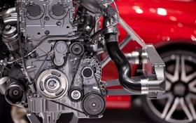 Обои макро, двигатель, мотор