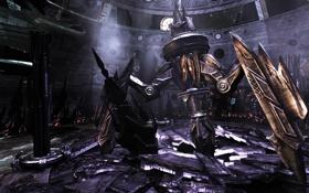 Обои битва за кибертрон, трансформеры, Transformers War For Cybertron