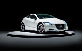Обои Hybrid, Concept, авто фото, концепт, тачки, CR-Z, авто обои