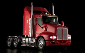 Обои авто, грузовик, Kenworth