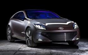 Обои хёндай, Hyundai, i-oniq, Concept, концепт