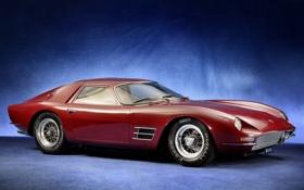 Картинка авто, Lamborghini, классика, ламборгини, Monza, 400 GT, Neri & Bonacini