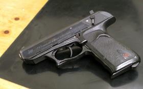Обои пистолет, оружие, H&K, P9S