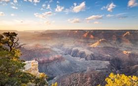 Обои пейзаж, каньон, природа, скалы