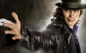 Картинка рука, шляпа, куртка, мужчина, Козырные тузы