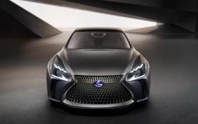 Картинка морда, Concept, лексус, Lexus, концепт, LF FC